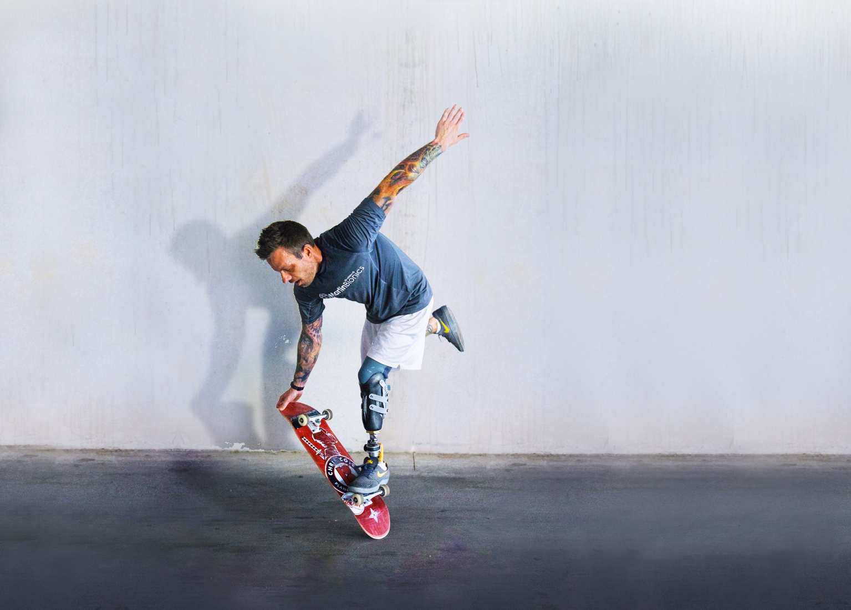 Martin bionics - Skateboard mobel ...